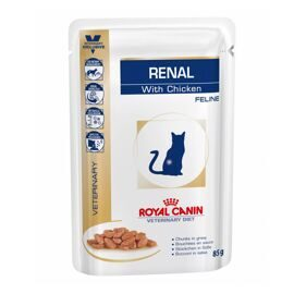 Royal Canin (Роял Канин) 0.085 кг *12 Ренал фелин (цыпленок)