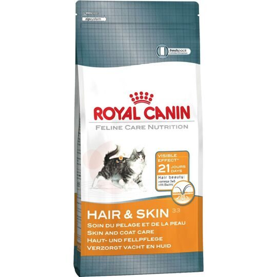 Royal Canin (Роял Канин) 2 кг Хэйр энд Скин (кэа)