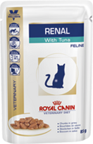 Royal Canin (Роял Канин) 0.085 кг Ренал фелин (тунец)