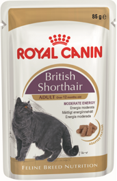 Royal Canin (Роял Канин) 0.085 кг*12 Бритиш Шортхэйр соус