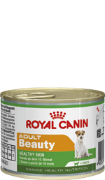Royal Canin (Роял Канин) 0.195 кг Эдалт Бьюти Мусс ж/б