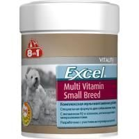 Витамины 8 в 1 EXCEL Multi Vit - Small Breed  д/собак мелк.пород 70таб