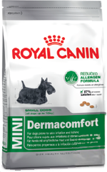 Royal Canin (Роял Канин) 1 кг Мини Дерма Комфорт