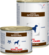 Royal Canin (Роял Канин) 0.2 кг Гастро-Интестинал канин ГИ25 ж/б