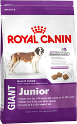 Royal Canin (Роял Канин) 17 кг Джайнт Юниор ПРО