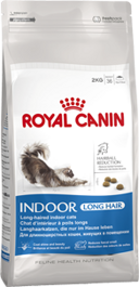 Royal Canin (Роял Канин) 0.4 кг Индор Лонг Хэйр