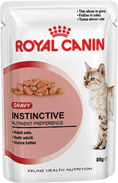 Royal Canin (Роял Канин) 0.085 кг Инстинктив в желе