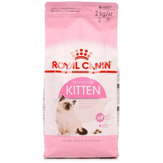 Royal Canin (Роял Канин) 2 кг Киттен