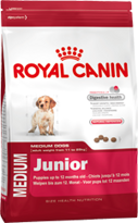Royal Canin (Роял Канин) 4 кг Медиум Юниор