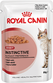 Royal Canin (Роял Канин) 0.085 кг*12 шт Инстинктив в желе