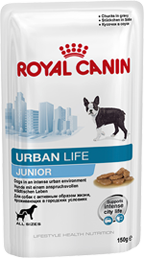 Royal Canin (Роял Канин) 0.150 кг Консервы Urban Junior (Пауч)