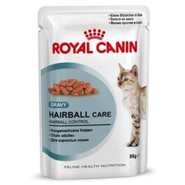 Royal Canin (Роял Канин) 0.085 кг Хэйрболл кэа в соусе