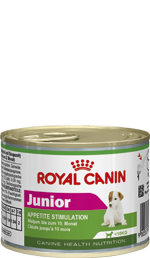 Royal Canin (Роял Канин) 0.195 кг*12 Юниор Мусс ж/б