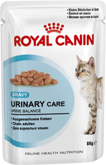 Royal Canin (Роял Канин) 0.085кг Уринари кэа в соусе